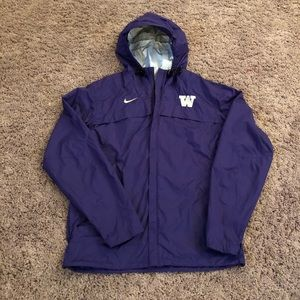 Nike Washington Huskies Windbreaker